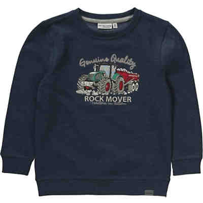 Sweatshirt für Jungen, Traktor, Salt and Pepper   myToys ebf4c7083b