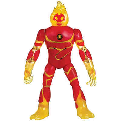 Ben10 Deluxe Actionfiguren 15cm Inferno (Heatblast)