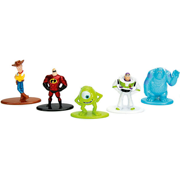 NANO METALFIGS  DISNEY PIXAR 5er Figurenpack