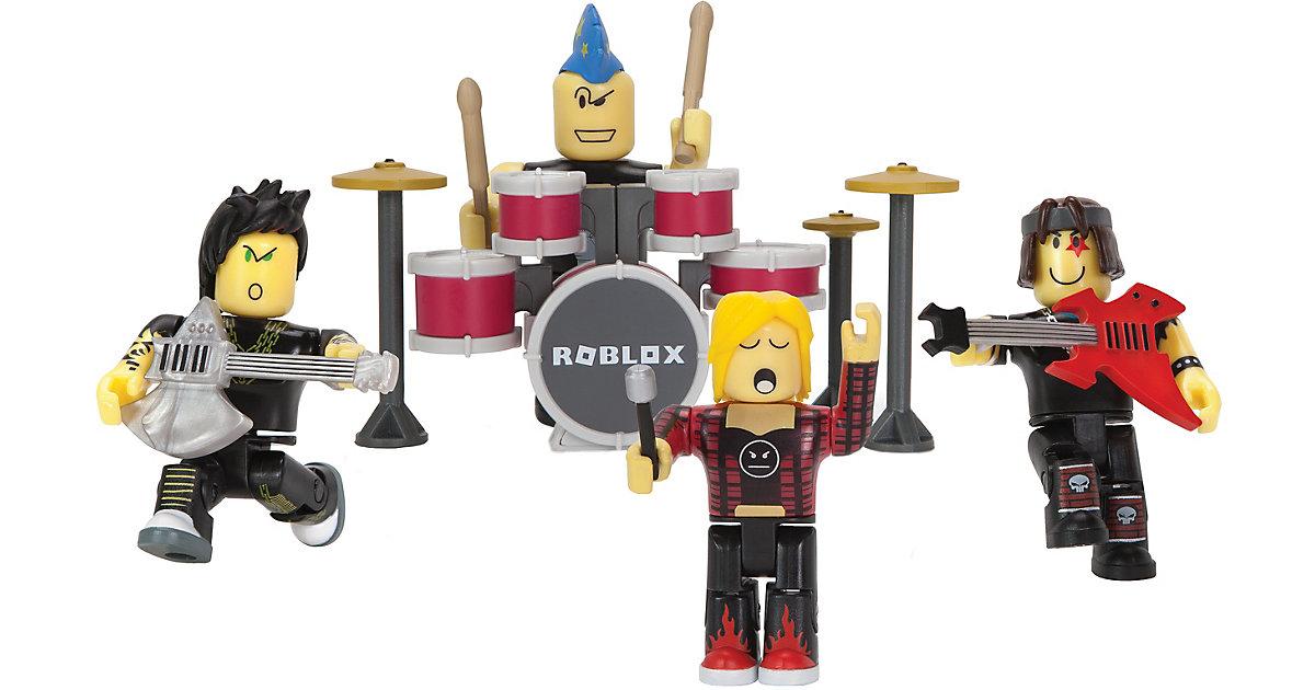 ROBLOX 4er Pack Figuren - Mix & Match Set Punk ...