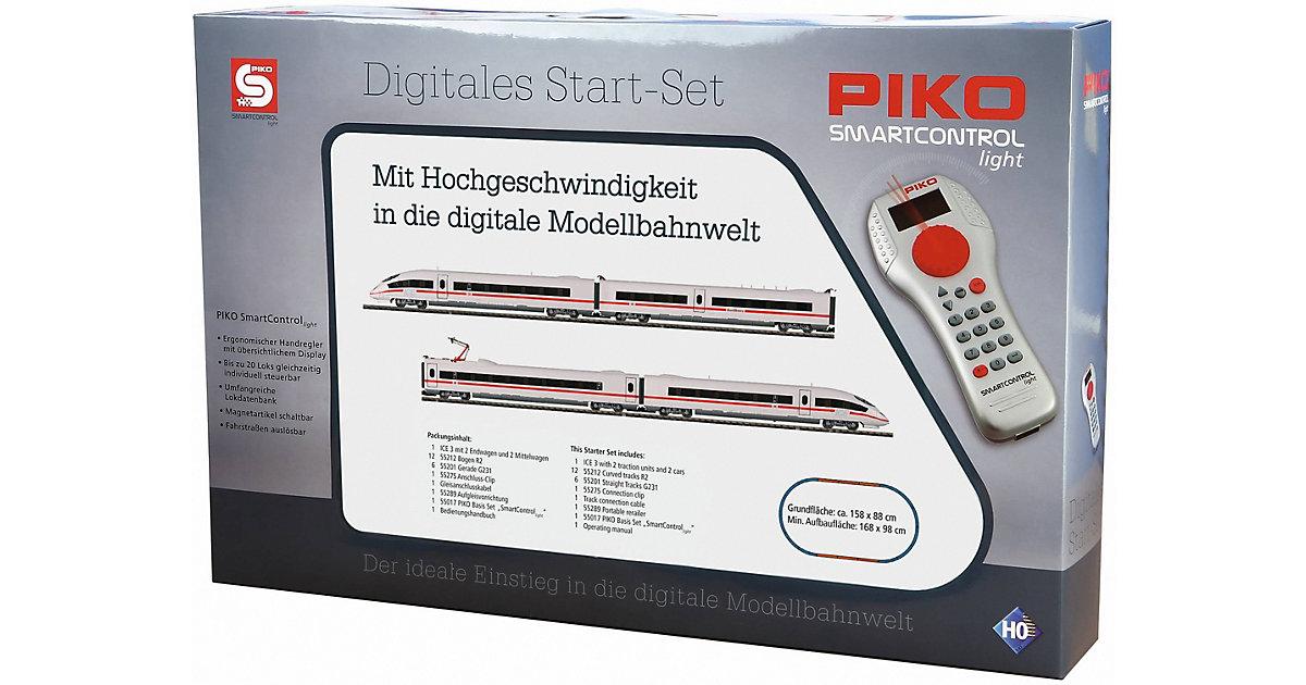 PIKO · H0 PIKO SmartControl light Set ICE 3 DB AG IV