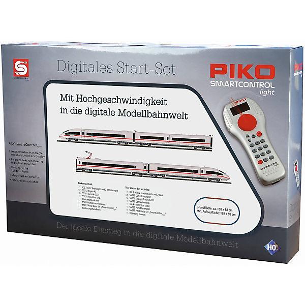 H0 PIKO SmartControl light light light Set ICE 3 DB AG IV, PIKO 3045bd