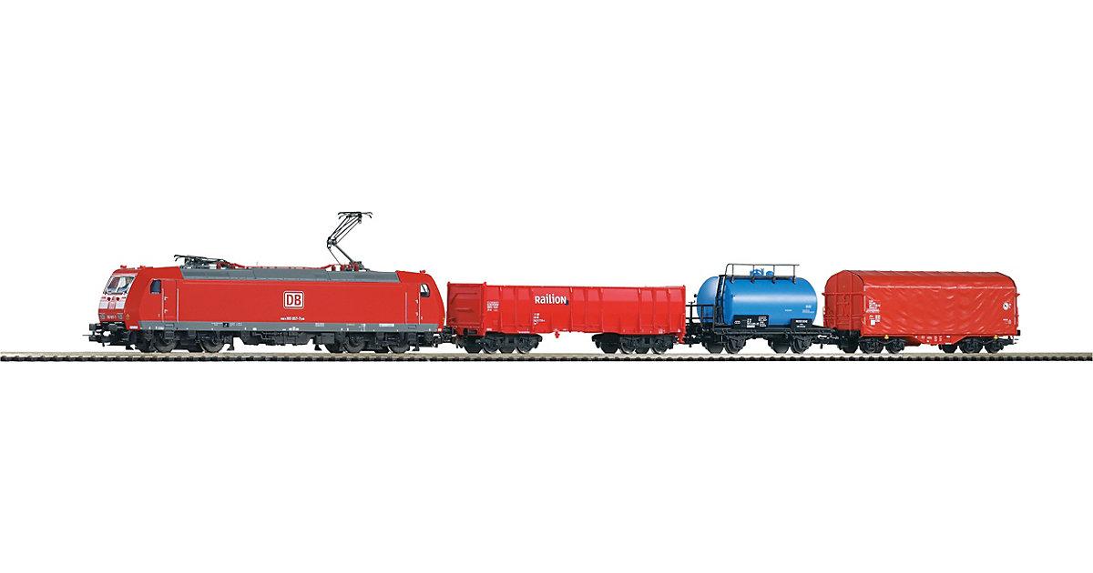 PIKO · H0 PIKO SmartControl light Set Güterzug BR 185 mit 3 Güterwagen