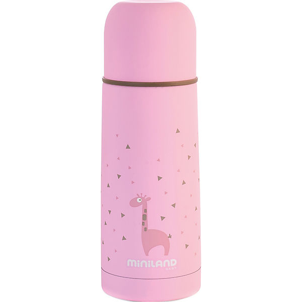 Thermoflasche Silky Thermo, 350 ml, pink