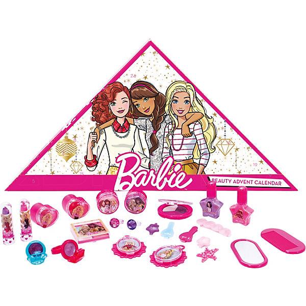 Barbie Beauty Adventskalender Barbie Mytoys