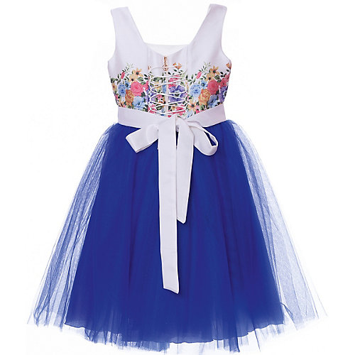 Нарядное платье Престиж - синий от Престиж