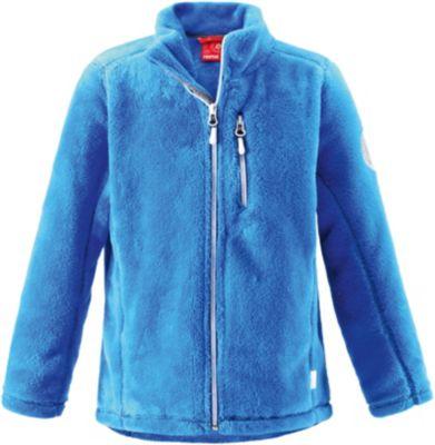Куртка флисовая Reima для мальчика - синий