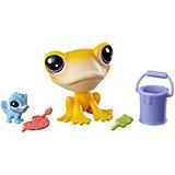 """Игровой набор фигурок Littlest Pet Shop """"Парочки"""" Iggy Frogstein & Mitzi McLizard"""