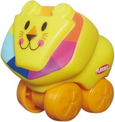 """Игрушка-каталка Playskool """"Возьми с собой"""" Мини-львёнок"""