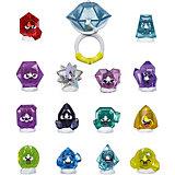 Игровой набор Hanazuki Фигурки-сокровища с кольцом