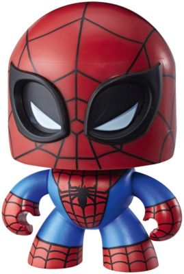 Коллекционная фигурка Marvel Avengers Человек-Паук, 9,6 см