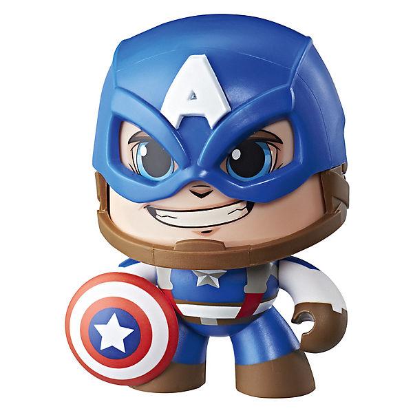 Коллекционная фигурка Marvel Avengers Капитан Америка, 9,6 см