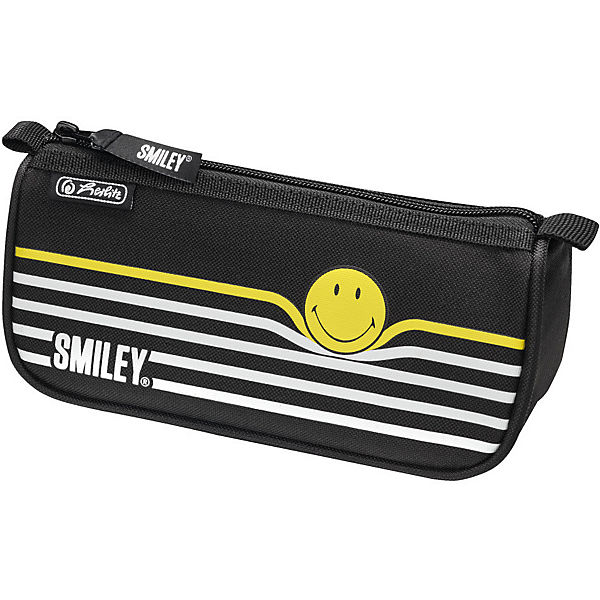 Herlitz Schlamperetui Smiley B&Y Stripes