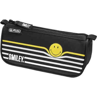 0e1df7c5d12af Herlitz Schlamperetui Smiley B Y Stripes