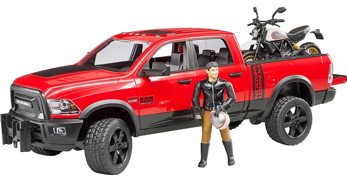 RAM 2500 Power Wagon m Scrambler Ducati