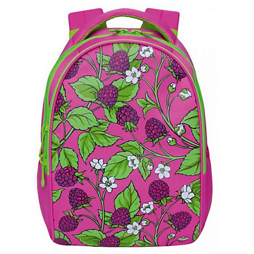 Рюкзак Grizzly, розовый - розовый/розовый от Grizzly