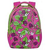 Рюкзак Grizzly, розовый