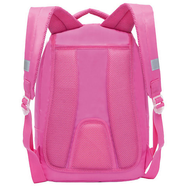 Рюкзак школьный Grizzly, розовый