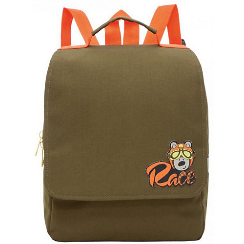 Рюкзак дошкольный Grizzly, хаки - хаки от Grizzly