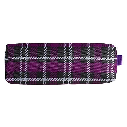 "Пенал-косметичка Brauberg ""Шотландия"", темно-фиолетовый от Brauberg"