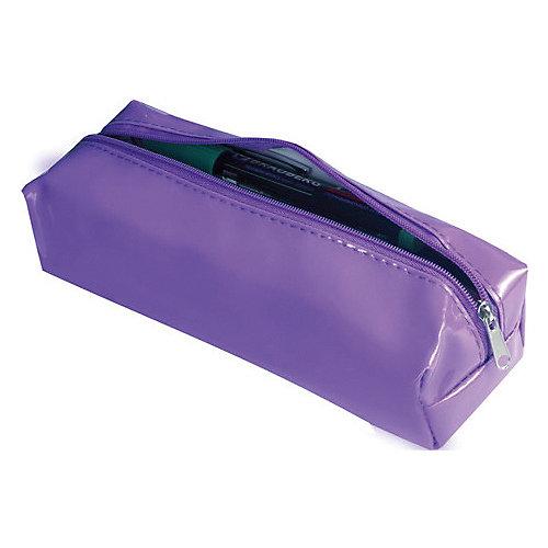 """Пенал-косметичка Brauberg """"Блеск"""", фиолетовый - фиолетовый от Brauberg"""