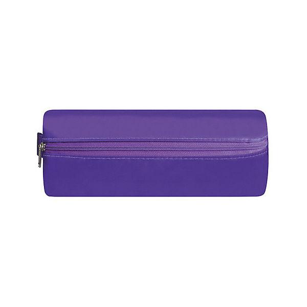 """Пенал-косметичка Brauberg """"Радуга"""", фиолетовый"""