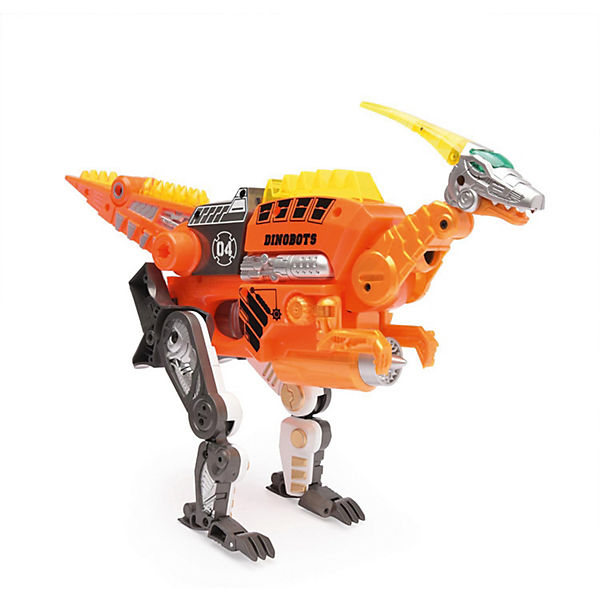 """Пистолет-робот 2 в 1 Devik Toys """"Велоцираптор"""", с 6 мягкими патронами"""