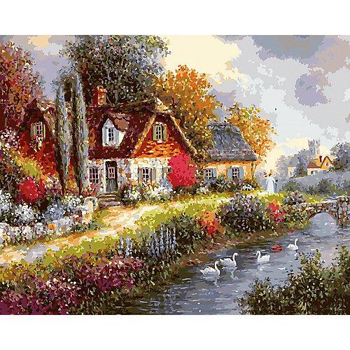 Картина по номерам Белоснежка «Летний день», 40x50 см от Белоснежка