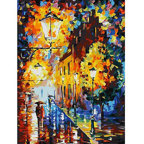 Картина по номерам Белоснежка «Огни в ночи», 30x40 см от Белоснежка