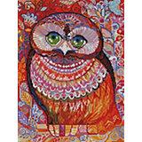Алмазная мозаика Белоснежка «Медовая сова», 30х40 см