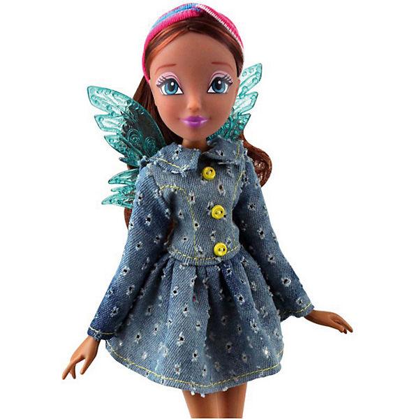 """Кукла Winx Club """"Стильная штучка"""" Лейла, 28 см"""