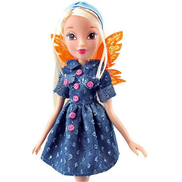 """Кукла Winx Club """"Стильная штучка"""" Стелла, 28 см"""