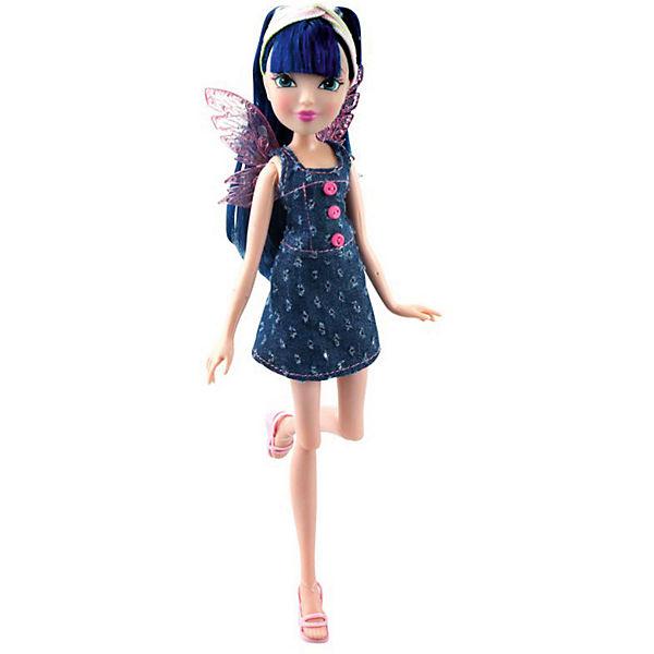 "Кукла Winx Club ""Стильная штучка"" Муза, 28 см"