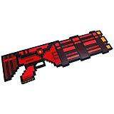 Миниган 8Бит Pixel Crew красный, 61 см