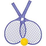 Набор для тенниса Mochtoys,синий