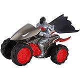 Транспортное средство DC Super Heroes Квадроцикл Бетмена, 15 см