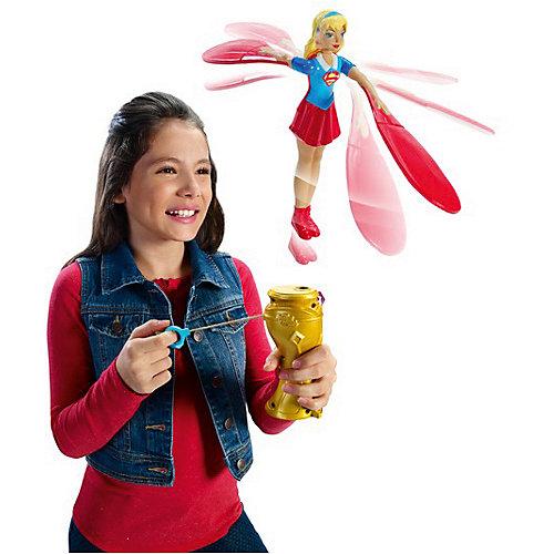 """Игровой набор DC Super Hero Girls """"Суперполет"""" от Mattel"""
