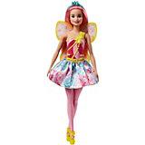 """Кукла Barbie """"Dreamtopia Волшебные Феи"""" с розовыми волосами, 29 см"""