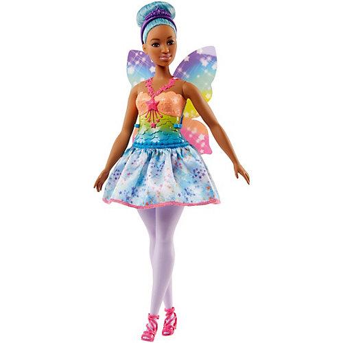 """Кукла Barbie """"Dreamtopia Волшебные Феи"""" с голубыми волосами, 29 см от Mattel"""