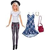"""Кукла Barbie """"Игра с модой"""" Happy Hipster Doll, 29 см"""