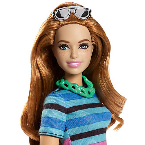 """Кукла Barbie """"Игра с модой"""" Happy Hued Doll, 29 см от Mattel"""