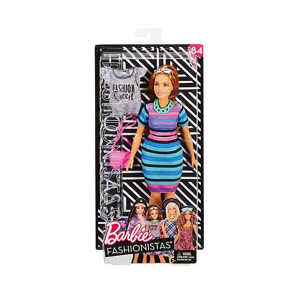 """Кукла Barbie """"Игра с модой"""" Happy Hued Doll, 29 см"""