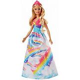 """Кукла Barbie """"Dreamtopia Волшебные принцессы"""" Радужное королевство Свитвиль, 29 см"""