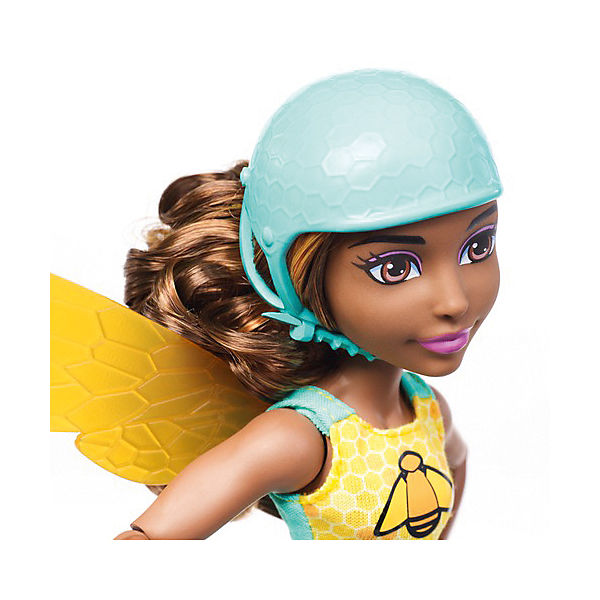 """Кукла DC Super Hero Girls """"Куклы на роликах"""" Бамблби"""