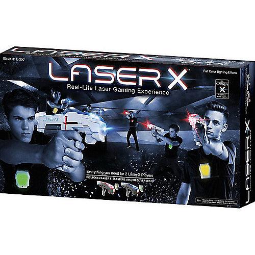 Набор игровой Laser X (2 бластера, 2 мишени) от Laser X