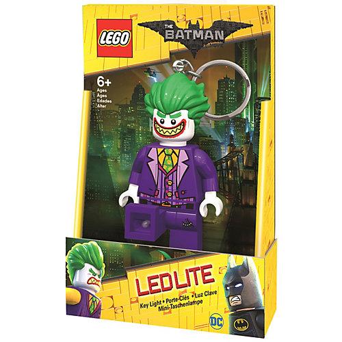 Брелок-фонарик для ключей LEGO Batman Movie: Joker от LEGO