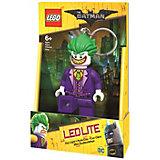Брелок-фонарик для ключей LEGO Batman Movie: Joker