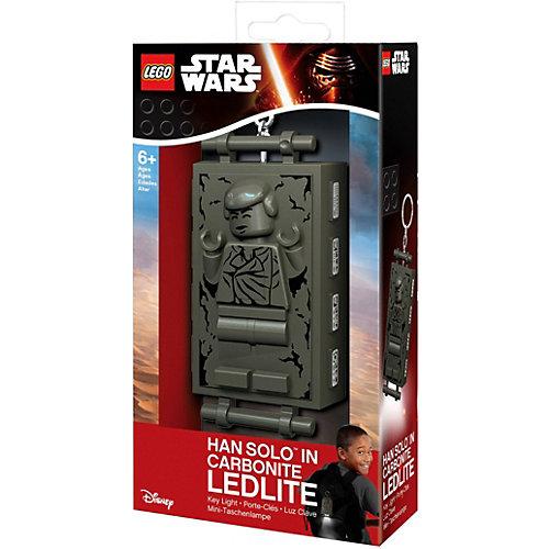 """Брелок-фонарик для ключей LEGO """"Star Wars"""" Han Solo в карбоните от LEGO"""