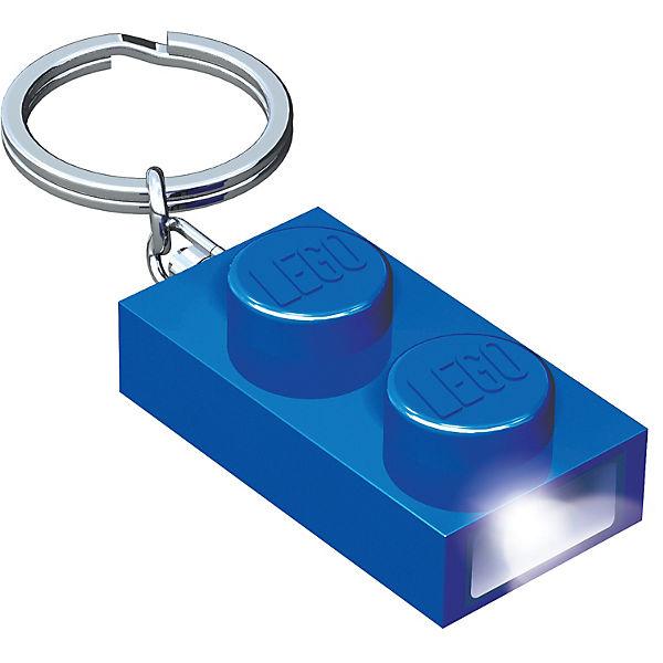 Брелок-фонарик для ключей LEGO, синий