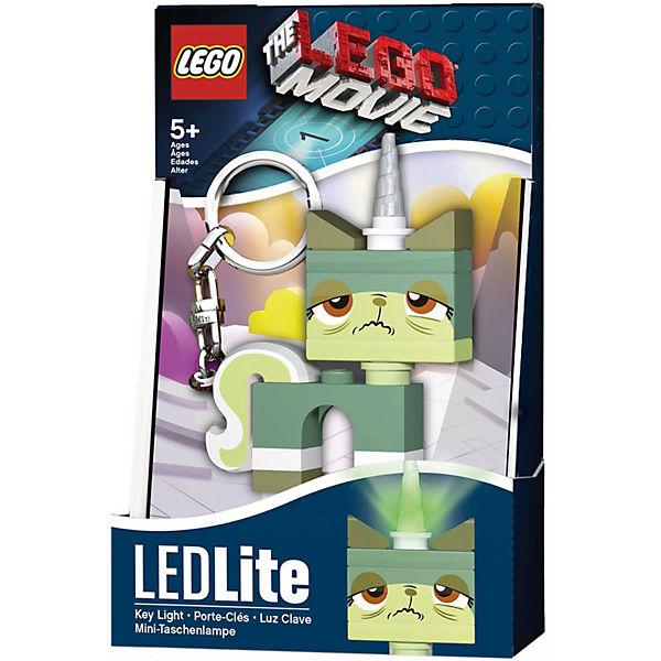 "Брелок-фонарик для ключей LEGO ""Movie"" Queasy Kitty"